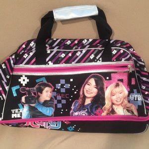 ICarly kids travel bag